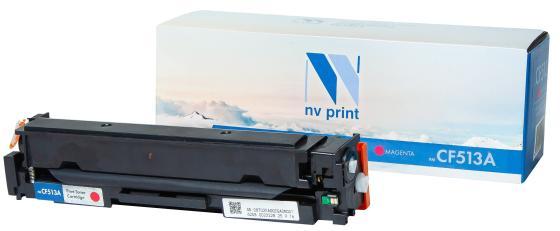 Фото - Картридж NVP совместимый NV-CF513A Magenta для HP LaserJet Pro M154a/M154nw/MFP M180n/MFP M181fw (900k) картридж nvp совместимый nv cf530a black для hp color laserjet pro m180n m181fw 1100k
