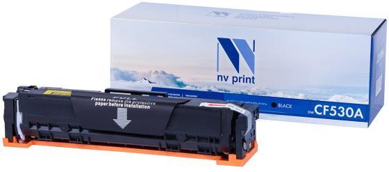 Фото - Картридж NVP совместимый NV-CF530A Black для HP Color LaserJet Pro M180n/ M181fw (1100k) картридж nvp совместимый nv cf530a black для hp color laserjet pro m180n m181fw 1100k