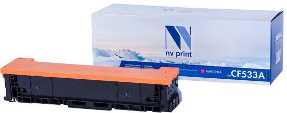 Фото - Картридж NVP совместимый NV-CF533A Magenta для HP Color LaserJet Pro M180n/ M181fw (900k) картридж nv print ce320a black для hp color laserjet pro cp1525