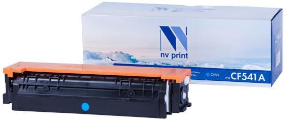 Фото - Картридж NVP совместимый NV-CF541A Cyan для HP Color LaserJet Pro M254dw/ M254nw/ M280nw/ M281fdn/ M281fdw (1300k) картридж nvp совместимый nv ce264x black для hp color laserjet cm4540 cm4540f cm4540fskm 17000k