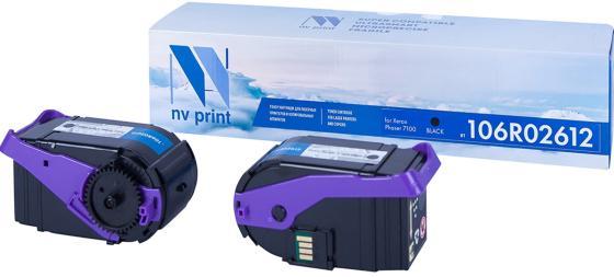 Фото - Картридж NVP совместимый NV-106R02612 Black для Xerox Phaser 7100 (10000k) картридж nv print 108r00796 для xerox phaser 3635 10000k