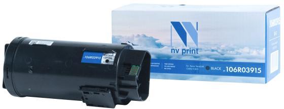 Фото - Картридж NVP совместимый NV-106R03915 Black для Xerox VersaLink C600/C605 (12200k) картридж xerox 106r03937 для versalink c605 пурпурный 16800стр