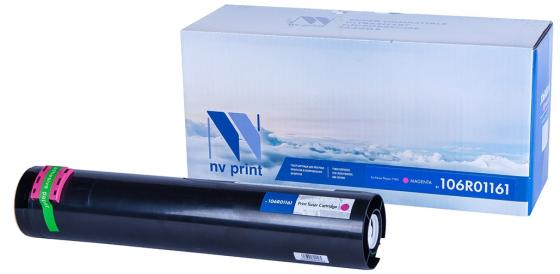 Фото - Тонер-картридж NVP совместимый NV-106R01161 Magenta для Xerox Phaser 7760 / 7760dn / 7760dx / 7760dxf / 7760gx / 7760gxf (25000k) тонер uninet xerox phaser 7760 cyan фл 390г 25k
