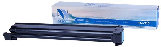 Фото - Тонер-картридж NVP совместимый NV-TN-213 Cyan для Konica-Minolta bizhub: C203/ C253 (19000k) картридж nv print tn 213 black