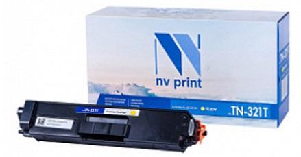 Фото - Тонер-картридж NVP совместимый NV-TN-321 Yellow для Konica Minolta Bizhub С224/C284/C284e/C364 (25000k) картридж nvp совместимый nv 106r01410 для xerox workcentre 4250 4260 25000k