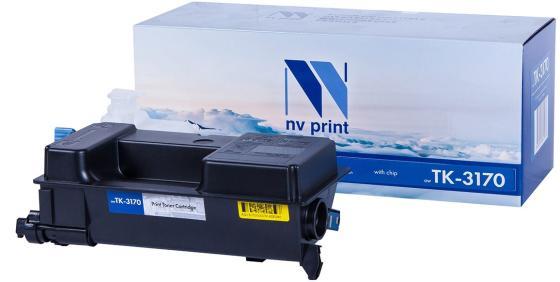 Фото - Картридж NVP совместимый NV-TK-3170 для Kyocera Ecosys P3050dn/ P3055dn/ P3060dn (15500k) картридж nv print nvp tk 715 для kyocera 3050 4050 5050 34000k
