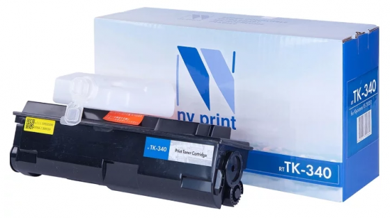 Фото - Картридж NVP совместимый NV-TK-340 для Kyocera FS-2020D/ FS-2020DN (12000k) тонер картридж nvp совместимый nv tk 8325 cyan для kyocera taskalfa 2551ci 12000k