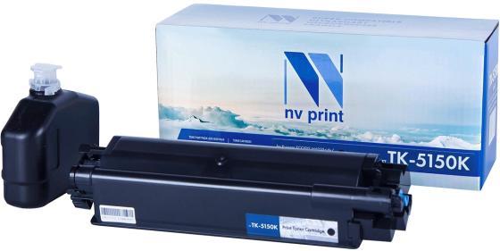 Фото - Картридж NVP совместимый NV-TK-5150 Black для Kyocera ECOSYS M6035cidn/ M6535cidn/ P6035cdn (12000k) тонер картридж nvp совместимый nv tk 8325 cyan для kyocera taskalfa 2551ci 12000k