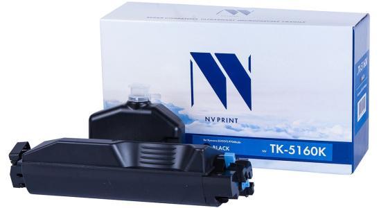 Фото - Картридж NVP совместимый NV-TK-5160 Black для Kyocera ECOSYS P7040cdn (16000k) картридж nvp совместимый nv tk 5160 magenta для kyocera ecosys p7040cdn 12000k