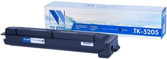 Фото - Картридж NV-Print TK-5205K для Kyocera TASKalfa 356ci 18000стр Черный картридж superfine sf tk8325k для kyocera taskalfa 2551 18000стр черный