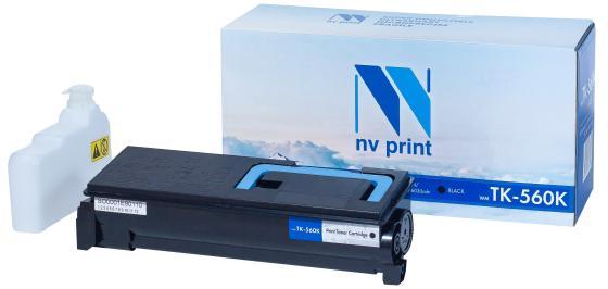 Фото - Картридж NVP совместимый NV-TK-560 Black для Kyocera FS C5300/ C5300DN/ C5350/ C5350DN (12000k) тонер картридж katun для kyocera fs c5300dn c5350dn p6030cdn tk 560k black 12k