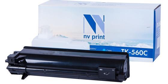 Фото - Картридж NVP совместимый NV-TK-560 Cyan для Kyocera FS C5300/ C5300DN/ C5350/ C5350DN (10000k) картридж nv print tk 865 cyan для kyocera совместимый