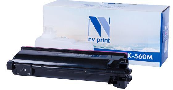 Фото - Картридж NVP совместимый NV-TK-560 Magenta для Kyocera FS C5300/ C5300DN/ C5350/ C5350DN (10000k) тонер картридж katun для kyocera fs c5300dn c5350dn p6030cdn tk 560k black 12k