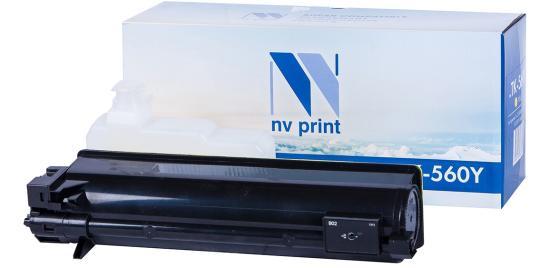 Фото - Картридж NVP совместимый NV-TK-560 Yellow для Kyocera FS C5300/ C5300DN/ C5350/ C5350DN (10000k) картридж nvp совместимый nv tk 560 cyan для kyocera fs c5300 c5300dn c5350 c5350dn 10000k