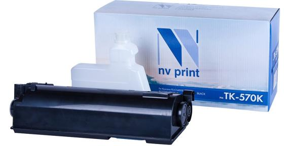 Фото - Картридж NVP совместимый NV-TK-570 Black для Kyocera Ecosys P7035/ P7035cdn/ FS C5400DN (16000k) тонер картридж kyocera tk 570k 16 000 стр black для fs c5400dn p7035cdn