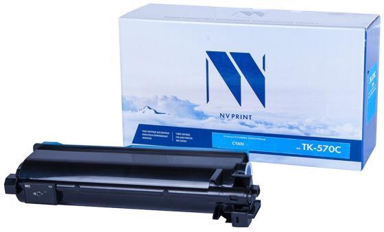 Фото - Картридж NVP совместимый NV-TK-570 Cyan для Kyocera Ecosys P7035/ P7035cdn/ FS C5400DN (12000k) картридж nv print tk 865 cyan для kyocera совместимый