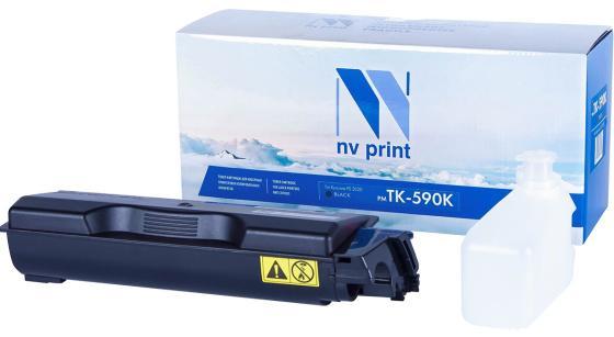 Фото - Картридж NVP совместимый NV-TK-590 Black для Kyocera FS-C5250DN/ C2026MFP/ C2026MFP+/ C2126MFP/ C2126MFP+/ C2526MFP/ C2626MFP/ Ecosys P6026cdn (7000k) картридж nvp совместимый nv tk 590 yellow для kyocera fs c5250dn c2026mfp c2026mfp c2126mfp c2126mfp c2526mfp c2626mfp ecosys p6026cdn 5000k