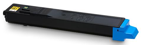 Фото - Картридж NVP совместимый NV-TK-8115 Cyan для Kyocera EcoSys-M8124/EcoSys-M8130 (6000k) картридж nvp совместимый nv tk 5160 magenta для kyocera ecosys p7040cdn 12000k