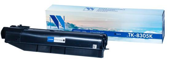 Фото - Картридж NVP совместимый NV-TK-8305 Black для Kyocera TASKalfa-3050/TASKalfa-3051/TASKalfa-3550/TASKalfa-3551 (25000k) тонер картридж nvp совместимый nv tk 8325 cyan для kyocera taskalfa 2551ci 12000k
