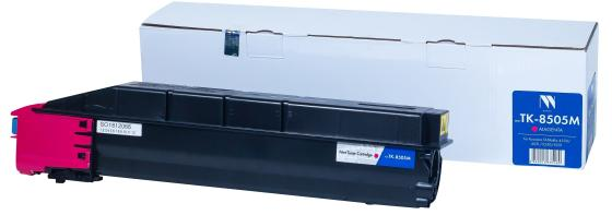 Фото - Картридж NVP совместимый NV-TK-8505 Magenta для Kyocera TASKalfa-4550/4551/5550/5551 (20000k) картридж nvp совместимый nv tk 8505 cyan для kyocera taskalfa 4550 4551 5550 5551 20000k