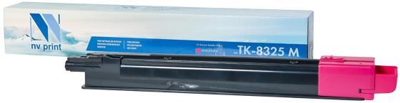 Фото - Тонер-картридж NVP совместимый NV-TK-8325 Magenta для Kyocera Taskalfa-2551ci (12000k) тонер картридж nvp совместимый nv tk 8325 cyan для kyocera taskalfa 2551ci 12000k