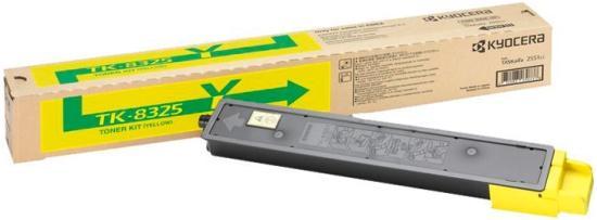 Фото - Тонер-картридж NVP совместимый NV-TK-8325 Yellow для Kyocera Taskalfa-2551ci (12000k) картридж kyocera tk 8325k для kyocera taskalfa 2551ci черный