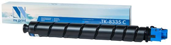 Фото - Тонер-картридж NVP совместимый NV-TK-8335 Cyan для Kyocera Taskalfa-3252ci (15000k) картридж nv print tk 5230 cyan для kyocera совместимый