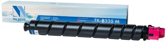 Фото - Тонер-картридж NVP совместимый NV-TK-8335 Magenta для Kyocera Taskalfa-3252ci (15000k) тонер картридж kyocera tk 540m 1t02hlbeu0 magenta
