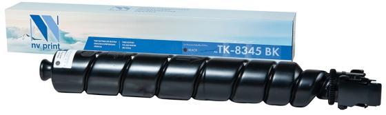 Фото - Тонер-картридж NVP совместимый NV-TK-8345 Black для Kyocera Taskalfa-2552ci (20000k) картридж nv print nvp tk 715 для kyocera 3050 4050 5050 34000k