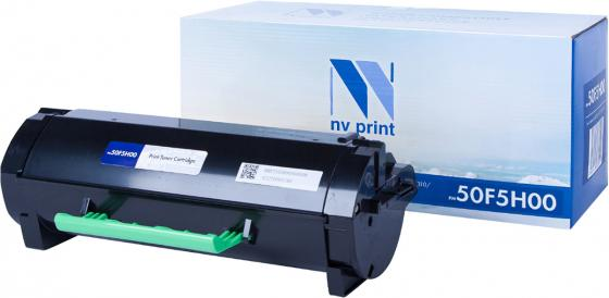 Фото - Картридж NVP совместимый NV-50F5H00 для Lexmark MS 310/ 310d/ 310dn/ 410/ 410d/ 410dn/ 510/ 510dn/ 610/ 610de/ 610dn/ 610dte (5000k) картридж nv print 51b5h00 для lexmark совместимый