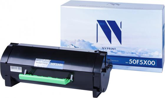 Фото - Картридж NVP совместимый NV-50F5X00 для Lexmark MS 410/ 410d/ 410dn/ 415/ 415dn/ 510/ 510dn/ 610/ 610de/ 610dn/ 610dte (10000k) картридж nv print 51b5h00 для lexmark совместимый
