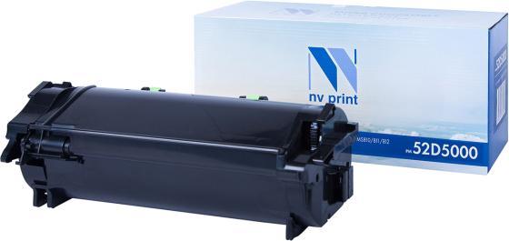 Фото - Картридж NVP совместимый NV-52D5000 для Lexmark MS 810/ 810de/ 810dn/ 810dtn/ 810n/ 811/ 811dn/ 811dtn/ 811n/ 812/ 812de/ 812dn/ 812dtn (6000k) картридж nv print 51b5h00 для lexmark совместимый