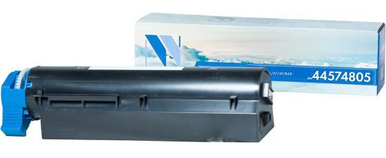 Тонер-картридж NVP совместимый NV-44574805 для Oki MB461/47/49/B431 (7000k)