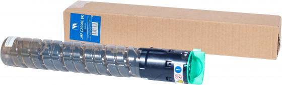 Фото - Картридж NVP совместимый NV-MPC2550E Black для Ricoh Aficio MP C2051/C2551/C2050/C2050/C2551/Lanier LD 625C/620C (10000k) картридж nvp совместимый nv mp3354 для ricoh aficio mp 2554 mp 3054 24000k
