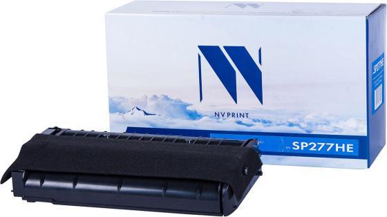 Фото - Картридж NVP совместимый NV-SP277HE для Ricoh Aficio SP 277NwX/ 277SFNwX/ 277SNwX (2600k) картридж nvp совместимый nv sp4500he для ricoh aficio sp 4510dn 4510sf 12000k