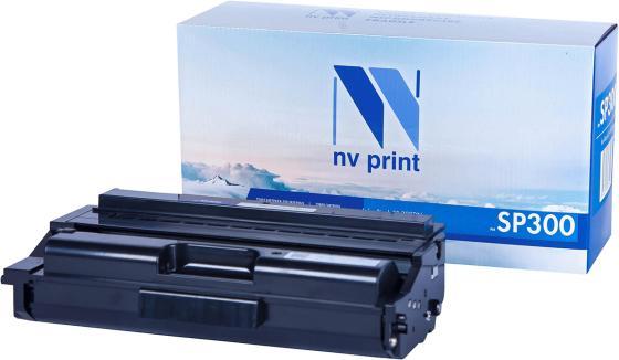 Фото - Картридж NVP совместимый NV-SP300 для Ricoh Aficio SP 300DN (1500k) картридж nvp совместимый nv sp4500he для ricoh aficio sp 4510dn 4510sf 12000k