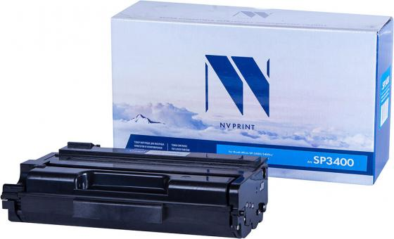 Фото - Картридж NVP совместимый NV-SP3400 для Ricoh Aficio SP 3400/ 3400n/ 3410/ 3410dn/ 3400sf/ 3410sf (5000k) картридж nv print sp3400 для ricoh совместимый