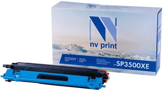 Фото - Тонер-картридж NVP совместимый NV-SP3500XE для Ricoh Aficio SP 3500/ 3500n/ 3500SF/ 3510/ SP 3510dn/ SP 3510sf (6400k) картридж nvp совместимый nv sp4500he для ricoh aficio sp 4510dn 4510sf 12000k