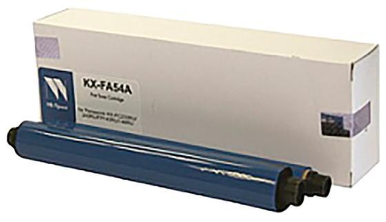 Фото - Пленка Panasonic KX-FA 54 NV-Print 2 в 1 худи print bar в перспективе