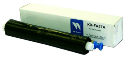 Фото - Пленка Panasonic KX-FA 57 NV-Print 2 в 1 худи print bar в перспективе