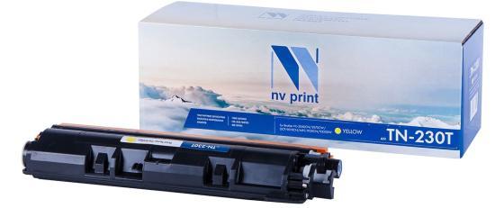 Фото - Картридж NV-Print TN-230T для Brother HL-3040CN HL-3070CW DCP-9010CN MFC-9120CN MFC-9320DW 1400стр Желтый картридж nv print tn 423y для brother hl l8260 mfc l8690 dcp l8410 4000стр желтый