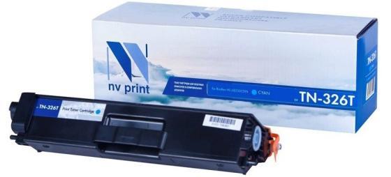 Фото - Картридж NV-Print TN-326T для Brother HL-L8250CDN 1000стр Голубой картридж nv print tn 2175t для brother совместимый