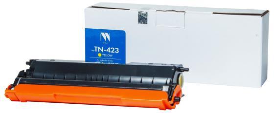 Фото - Картридж NV-Print TN-423Y для Brother HL-L8260 MFC-L8690 DCP-L8410 4000стр Желтый картридж nv print tn 423y для brother hl l8260 mfc l8690 dcp l8410 4000стр желтый