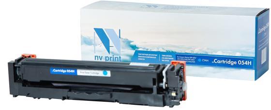 Фото - Картридж NV-Print 054H C для Canon i-Sensys LBP-620 i-Sensys LBP-621 i-Sensys LBP-623 i-Sensys LBP-640 MF-640 MF-641 MF-642 MF-643 MF-644 MF-645 2300стр Голубой картридж bion bcr c719 black для canon lbp 6300 6650 mf 5840