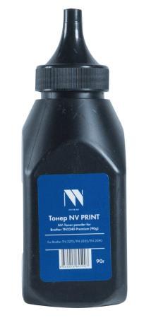 Тонер NV PRINT for TN2240/TN-2275/TN-2235/TN-2090 Premium (90G) (бутыль)