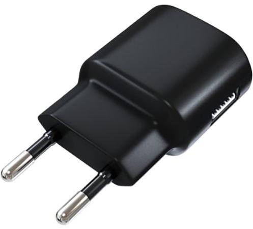 Фото - Сетевое зарядное устройство Red Line ТС-1A 1A черный УТ000010347 сетевое зарядное устройство red line 1 usb модель nt 1a 1a черный