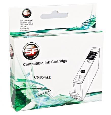 Фото - Картридж SuperFine CN054AE для HP OfficeJet 6100 OfficeJet 6600 OfficeJet 6700 825стр Голубой картридж t2 ic h056 933xl cn056ae для hp officejet 6100 6600 6700 7110 7610 желтый