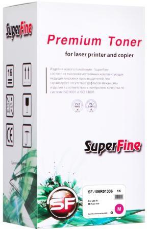Фото - Картридж SuperFine 106R01336 для Xerox Phaser 6125 1000стр Пурпурный картридж xerox 106r01336