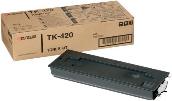 Фото - Картридж SuperFine SF-TK420 для Kyocera KM-2550 15000стр Черный картридж superfine sf tk8325k для kyocera taskalfa 2551 18000стр черный