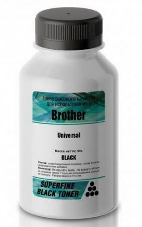 Фото - Тонер Brother Universal бутылка 85 гр. (Tomoegawa) SuperFine Premium тонер tomoegawa cbr12 c для brother кор 10кг cyan